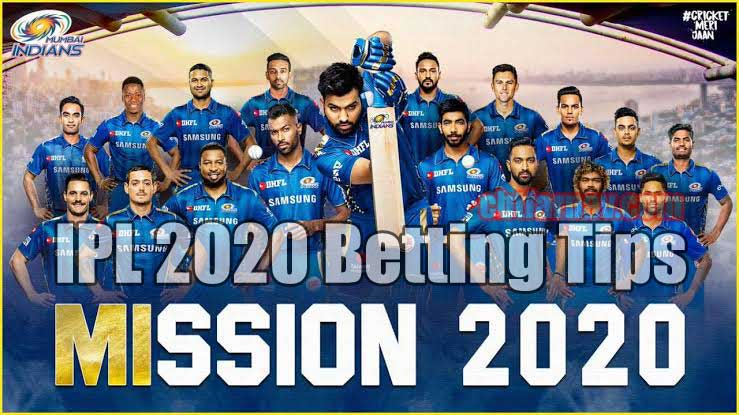 ipl betting tips for today match