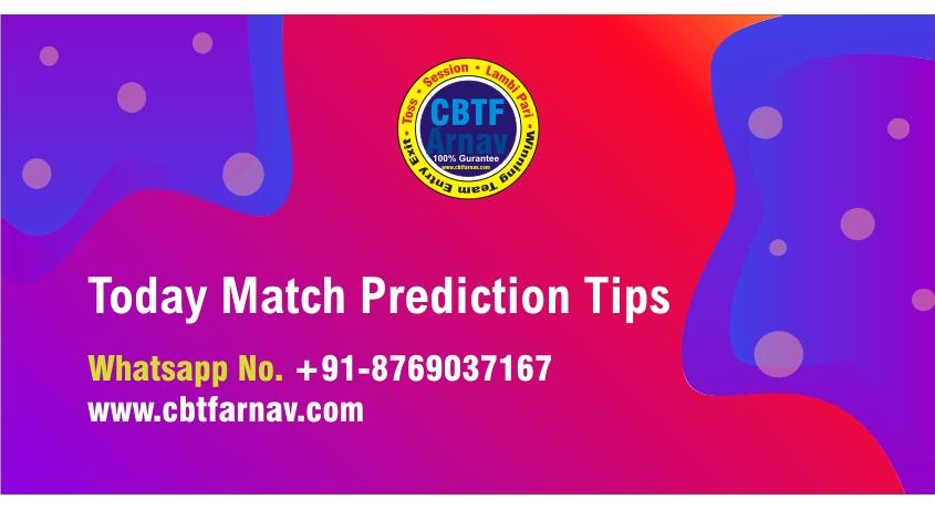 today match prediction raja babu